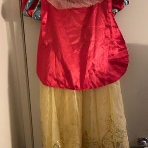 Disney Snow white dress